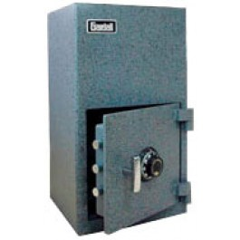 BL1328 Rear Loading Depository Safe