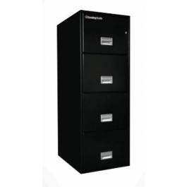4T3120 Sentry Fire File - black