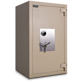 MTLF4524 Mesa UL TL-30 Rated Burglary and Fire Safe Closed Side View