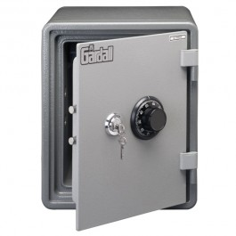 """Image for Gardall MS129-G-CK Large Vertical 1 Hr """"Microwave"""" Fire Safe with """"Key and Combination"""" Lock"""