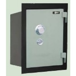 Amsec WFS149 Wall Safe with Combo Lock