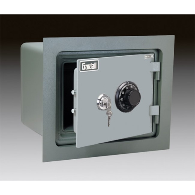 Gardall Wms912 G Ck Insulated Wall Safe With U L One Hour