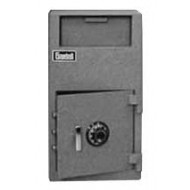 Gardall FL1328 Depository Safe with Door Slightly Open
