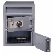 Gardall LCF2820 Deposit Safe - Front Loading - Double Door