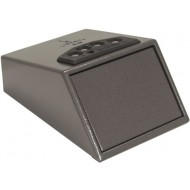 Liberty HD-200 Electronic Pushbutton Lock Pistol Safe w Key Backup