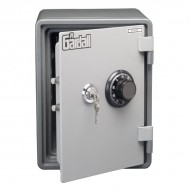 "Image for Gardall MS119-G-CK ""Microwave"" 1 Hr Fire Safe with ""Key and Combination"" Lock"