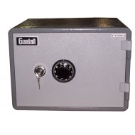 "Front Image for Gardall MS814-G-CK 1 Hr Fire ""Microwave"" Safe with ""Key and Combination"" Lock"