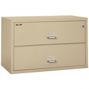 Fire King 2-4422-C Fire/Impact Rated Lateral File Cabinet