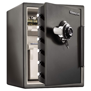 Sentry SFW205DPB 1 Hr Fire/Water Safe with Combo Lock