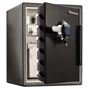 Sentry SFW205GRC 1 Hour Fire/Water Safe with Dual Key/Electronic Lock